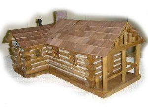 Troop 5 Cabin miniature