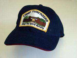 Camp Tuscazoar Cap