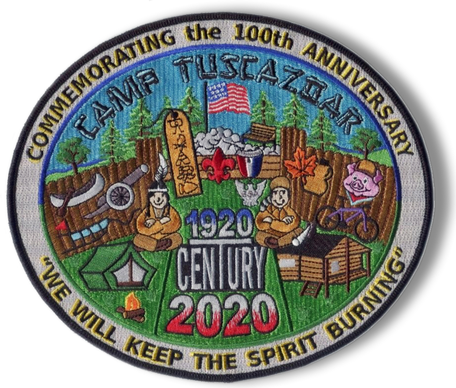 100 Years of Memories patch