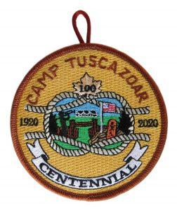 Centennial patch