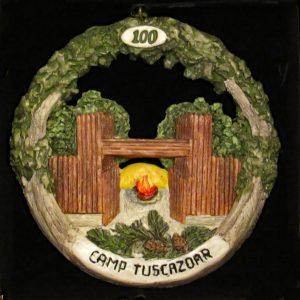 Centennial ornament