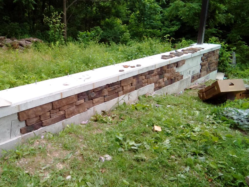 Stockade reconstruction 5