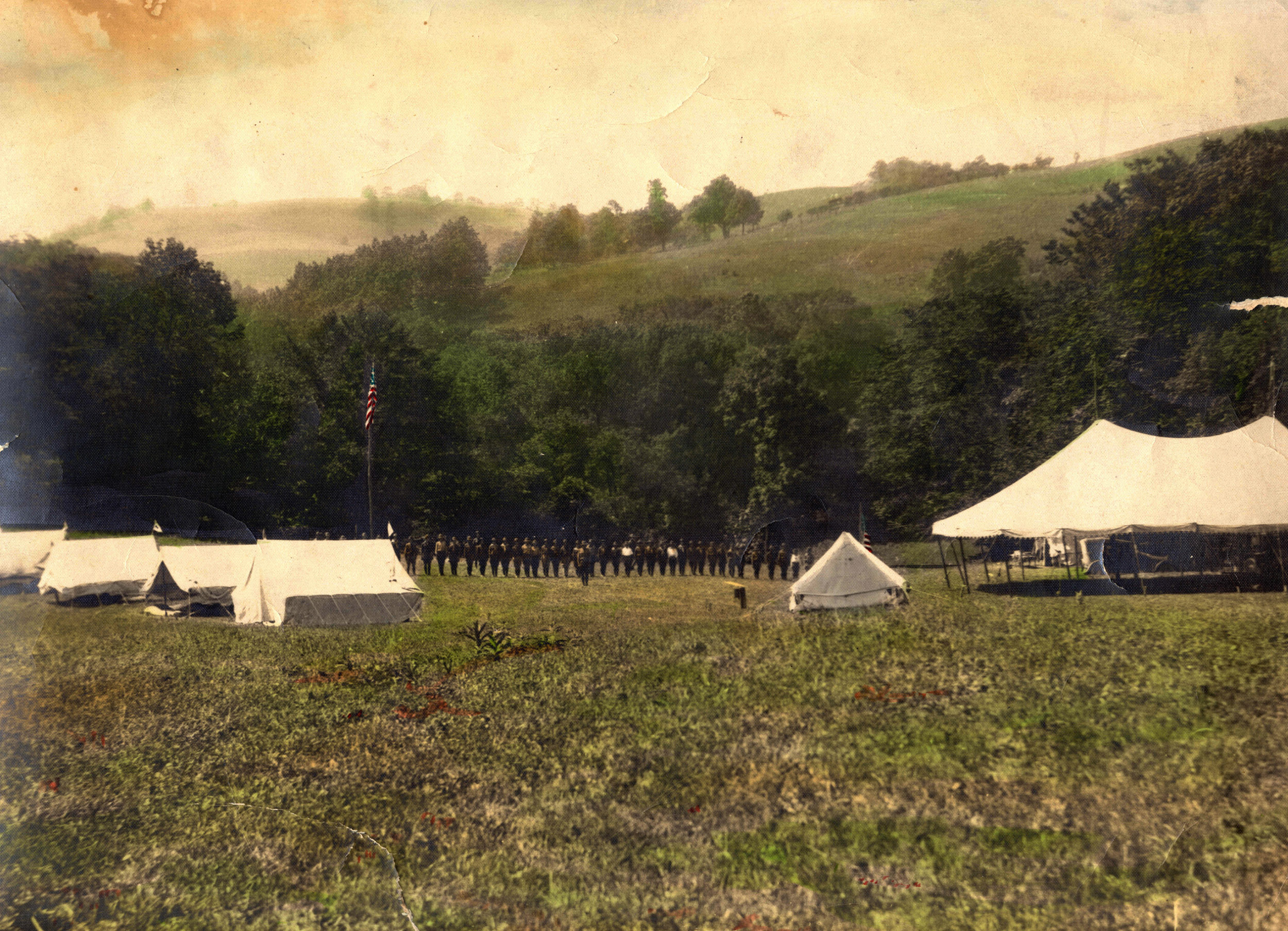 1921 Wilderness Camp