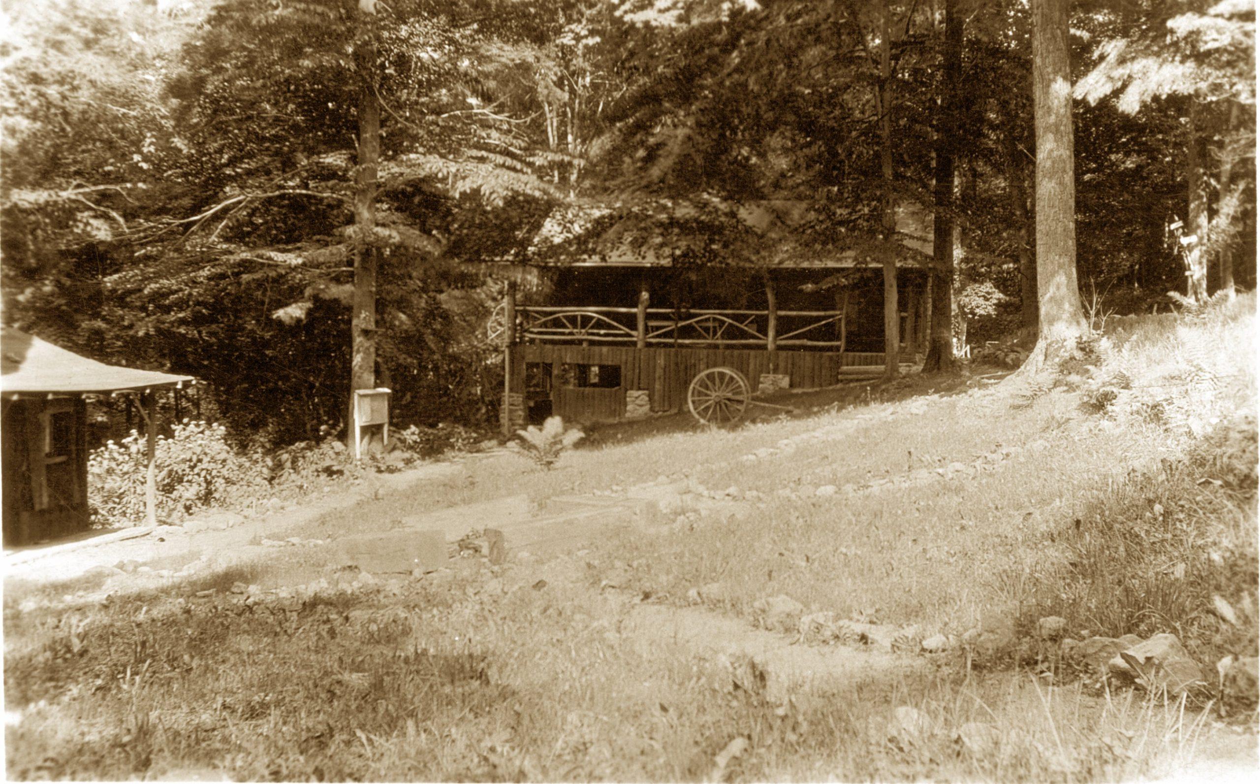 Long Lodge in 1925