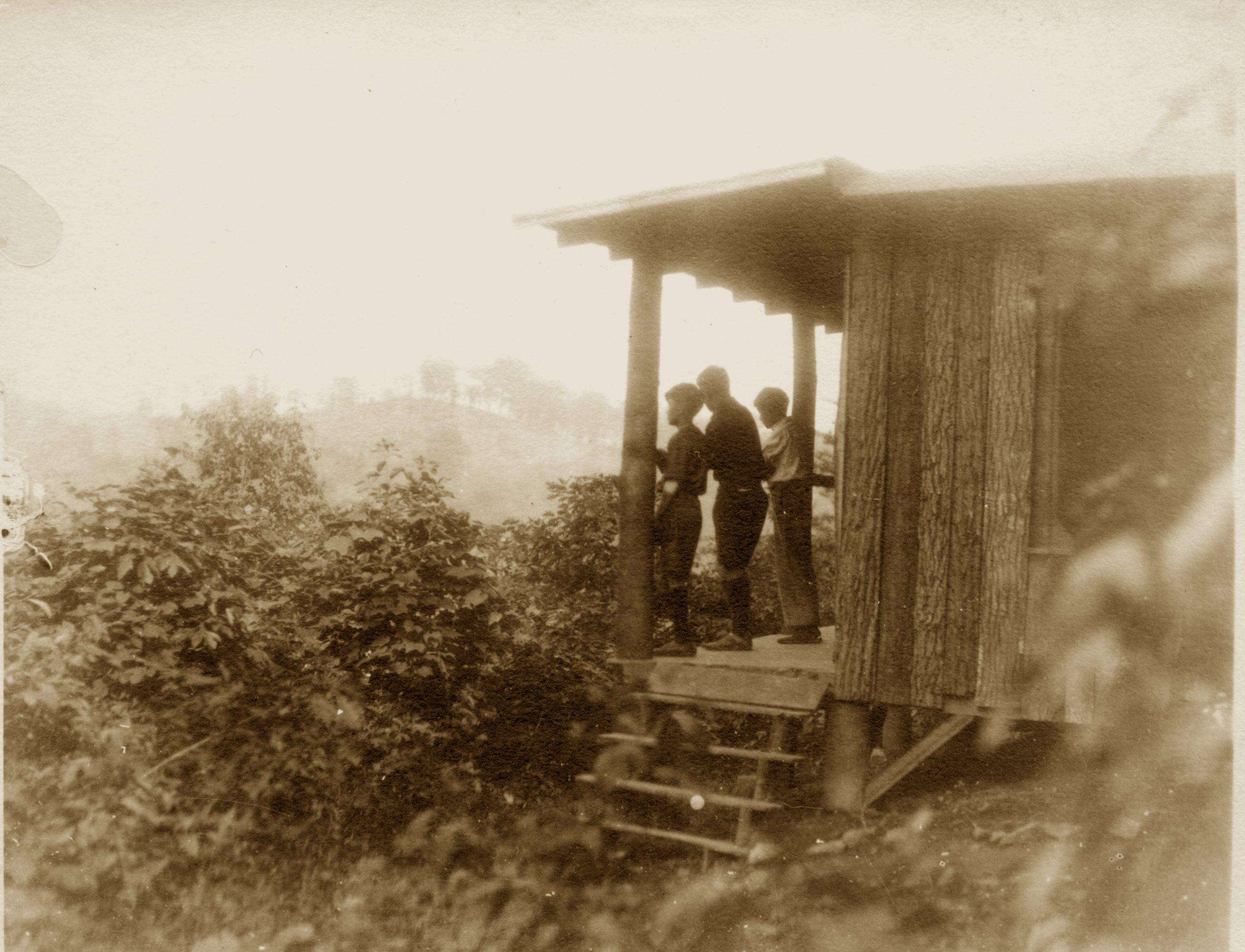 Shawnee Craft House in 1926