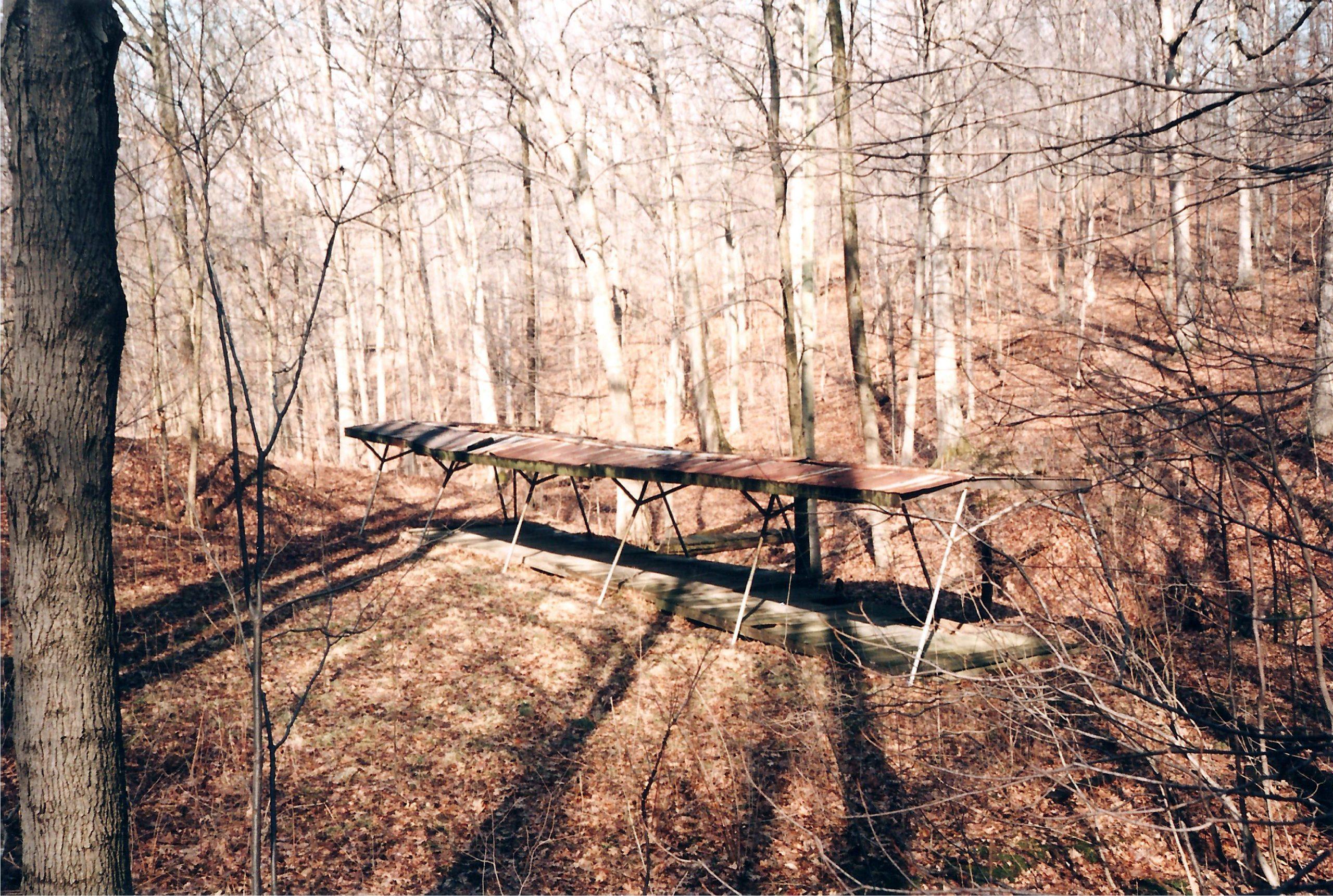 Rifle range in 1994